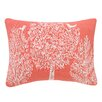 DwellStudio Treetops Knitted Boudoir Pillow