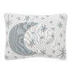DwellStudio Galaxy Dusk Knit Boudoir Pillow