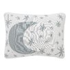 DwellStudio Galaxy Knitted Boudoir Pillow in Dusk
