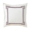 DwellStudio Regent Fig Euro Sham (Set of 2)