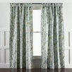 DwellStudio Leda Peony Aquatint Curtain Panels