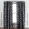 DwellStudio Winter Crane Admiral Curtain Panels
