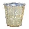 DwellStudio Gold Glass Votive