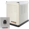 Generac 7 Kw Air-Cooled 50 Amp Standby Generator with Switch