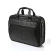 "<strong>Kenneth Cole Reaction</strong> Manhattan Leather Portfolio ""I Rest My Case"" Laptop Briefcase"