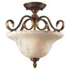 <strong>Elk Lighting</strong> Briarcliff 2 Light Semi Flush Mount