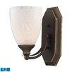 Elk Lighting 1 Light Wall Sconce