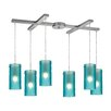 Elk Lighting Synthesis 6 Light Kitchen Island Pendant