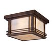 Blackwell 2 Light Outdoor Flush Mount