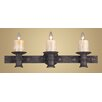 <strong>Elk Lighting</strong> Cambridge 3 Light Vanity Light
