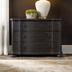<strong>Hooker Furniture</strong> Corsica 3 Drawer Bachelor's Chest