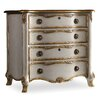 Hooker Furniture 4 Drawer Lateral File