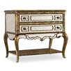 Hooker Furniture Single Drawer Mirrored File Chest