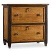 Hooker Furniture 2-Drawer Utility File Cabinet
