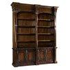 Hooker Furniture European Renaissance II Double Bookcase