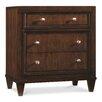Hooker Furniture Ludlow 3 Drawer Nightstand