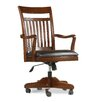 Hooker Furniture Wendover High-Back Office Chair with Arms