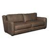 Hooker Furniture Stationary Leather Sofa