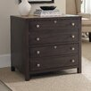 Hooker Furniture South Park 4  Drawer Lateral File