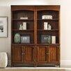 "Hooker Furniture Latitude Bunching 81"" Shelf Bookcase"