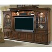 Hooker Furniture Brookhaven Home Entertainment Center with 65 inch Console