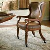 <strong>Hooker Furniture</strong> Waverly Place Tall Back Back Arm Chair