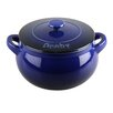 Denby Cook and Dine 3.48-qt. Ceramic Round Casserole