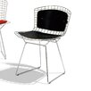 <strong>Bertoia Side Chair with Seat Pad</strong> by Knoll ®