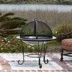 Fire Sense Stainless Steel Wood Fire Pit