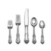 Sterling Silver Joan of Arc 46 Piece Flatware Set/Serving Setting