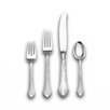 <strong>Wallace</strong> Sterling Silver French Regency 4 Piece Dinner Flatware Set