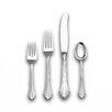 Sterling Silver French Regency 4 Piece Dinner Flatware Set