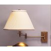 <strong>Kinetic Swing Arm Wall Lamp</strong> by Robert Abbey