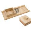 TSM Products Wood Cabbage Slicer
