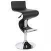 Creative Images International Contemporary Adjustable Height Barstool II