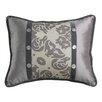 HiEnd Accents Kerrington Rectangle Damask Pillow