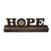 Screen Gems Decor Hope Clock (Set of 2)