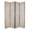 "Screen Gems 84"" x 80"" Navarro 4 Panel Room Divider"