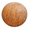 Screen Gems Sandstone Ball with Outdoor Light