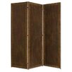 "Screen Gems 72"" x 72"" Forger 3 Panel Room Divider"
