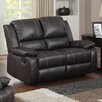 AC Pacific Gavin Reclining Loveseat