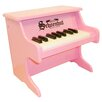 <strong>My First Piano in Pink</strong> by Schoenhut