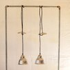 Creative Co-Op Casual Country Hanging Lantern