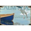<strong>Vintage Signs</strong> Red Horse Calm Seas Vintage Advertisement Plaque