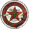 <strong>Vintage Signs</strong> Texaco Vintage Advertisement Plaque