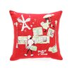 Paris Je T'Aime Tapestry Cotton Twill Pillow