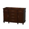 "Wyndham Collection Berkeley 47"" Single Vanity Base"