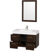 """<strong>Stephanie 38"""" Single Vanity Set</strong> by Wyndham Collection"""