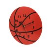 "Trend Lab 11"" Basketball Wall Clock"