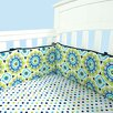 <strong>Solar Flair Crib Bumper</strong> by Trend Lab